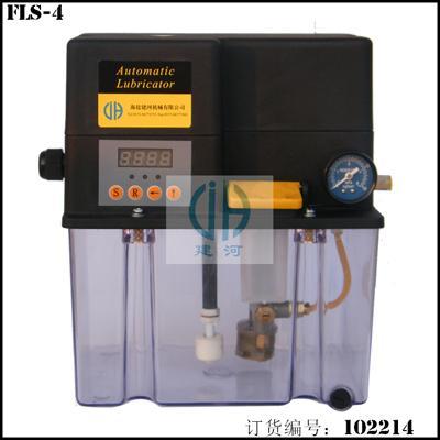 供应4升数控机床自动稀油润滑泵厂家