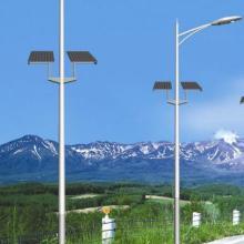 河南LED太阳能路灯生产厂家图片