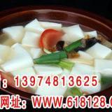 水蛋白花生豆腐流动销售胜过街店铺