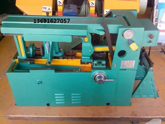 供应液压弓锯床 g7016弓锯床 深圳弓锯床供应商图片