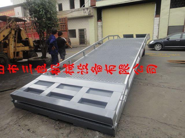 供应准载荷10吨-10米叉车上卸货平台货