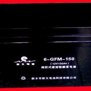 12V150Ah固定阀控式密封铅酸蓄电池图片