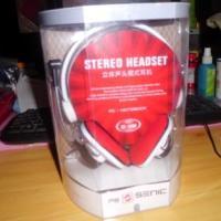供应声籁声丽系列ST-1608时尚立体声头戴式耳机