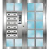 供应用于楼宇对讲门的安庆可视楼宇对讲门、厂家直销