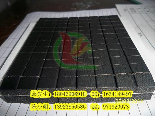 供应导电布泡棉 导电布海绵 EMI屏蔽材料 导电泡棉