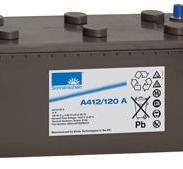 阳光蓄电池A412/120图片