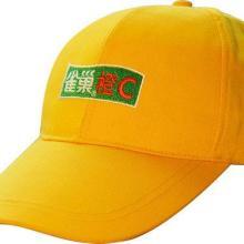 供应河南批量定制高档帆布宣传帽企业旅游广告帽定制