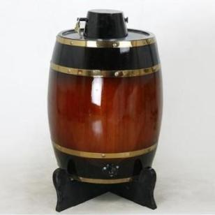 河北木制酒桶可以装白酒的木酒桶图片