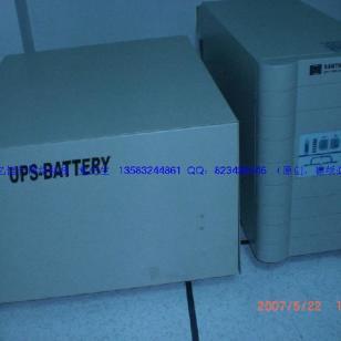 城阳UPS松下电池图片