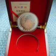西安纯银纪念币定做哪里在厂家图片
