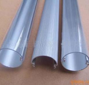 无缝铝管高合金材料图片