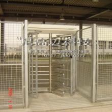 供应不锈钢回转栏、浙江金华车站单向手动全高转闸、120度旋转门批发
