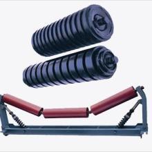 供应槽型托辊报价,槽型调心托辊组,槽型前倾托辊,槽型过渡托辊,缓冲托辊,玻璃钢托辊