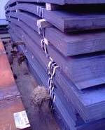 武钢热轧优碳钢板08Al图片
