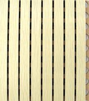 供应天阶吸声隔音材料/环保槽木吸音板图片