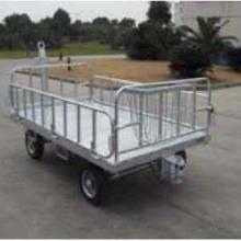 供应订做行李平板拖车/佛山哪有订做平板拖车厂家/平板拖车哪里订做便宜