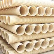 维纺大口径PVC-U供水管厂家图片