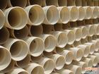 抗震大口径PVCU给水管材图片