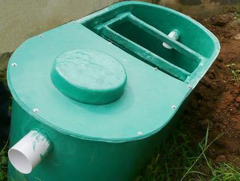 供应交口玻璃钢化粪池图片
