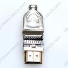 供应HDMI连接器HDMI插头HDMI超薄连接器批发