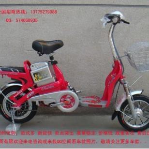 天津电动自行车图片