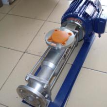 供应上海不锈钢单螺杆泵,上海气动隔膜泵图片