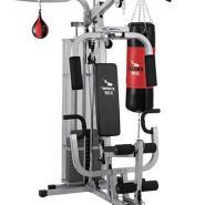 艾威GM6540三人站健身械综合训练器图片