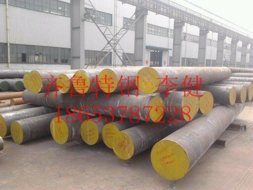 供应AISI4140锻圆/热锻圆钢/船用曲轴价格  AISI4140钻杆圆钢