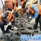 苏州相城区化粪池清理专业抽粪公司图片