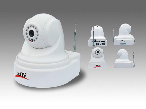 深圳大型家庭3G无线监控摄像机厂家销售
