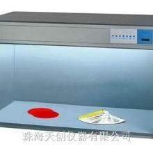 供应 天友利P120大型标准光源对色灯箱图片