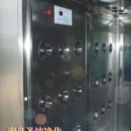 舟山1200型冷轧钢板风淋室标准图片