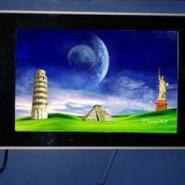 15寸17寸液晶广告机图片