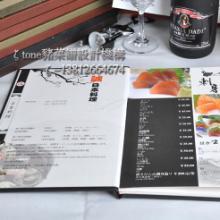 供应苏州餐牌定制制作公司/酒店菜谱摄影/日式料理韩国料理菜单设计制作