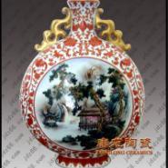 陶瓷粉彩瓷陶瓷工艺品家居装饰图片