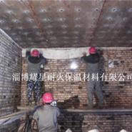 制氢炉保温工程施工图片