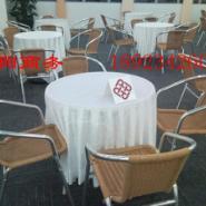 洽谈桌椅椅会展桌椅租赁图片
