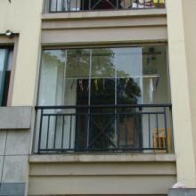 供应深圳无框阳台窗,折叠式全敞开型无框阳台窗批发