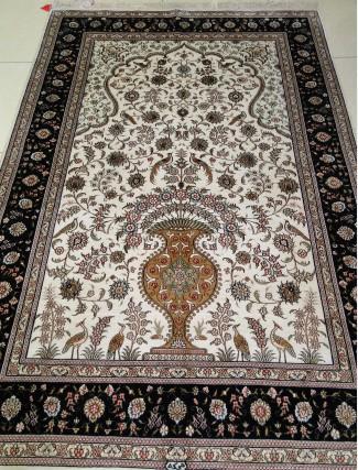 供应高档丝绸地毯传承波斯地毯精髓