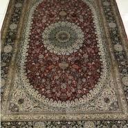 20年老牌真丝地毯生产贸易商图片
