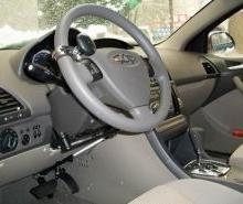 残疾人汽车/汽车改装/肢体残疾人驾驶汽车辅助装置