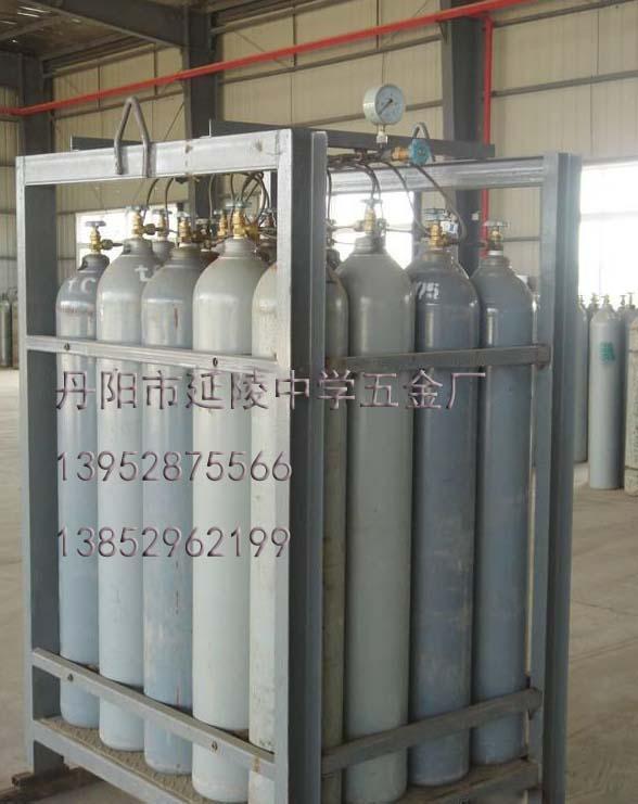 供应氦气瓶集装格