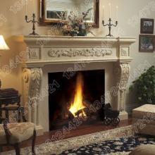 供应壁炉架壁炉框,电壁炉心装饰柜,客厅欧式家具,放真火壁炉架图片