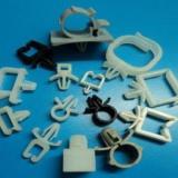 供应尼龙隔离束线座/排线固定夹/插销式固定座/粘式排线固定座