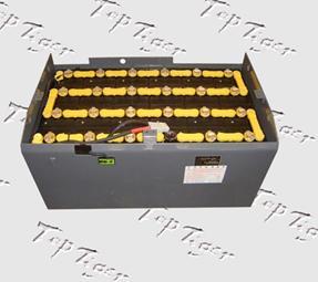 力至优叉车电池生产厂家 VCD9AC叉车电瓶 48V450AH GS日本原装蓄电池 丰田叉车蓄电池