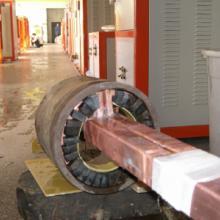 供应新型双层砼泵管内壁淬火设备fa图片
