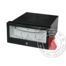 供应YEJ-101型矩形膜盒压力表批发
