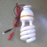 12V电子节能灯图片