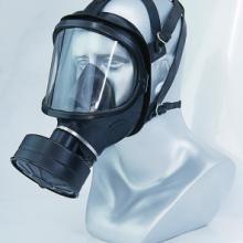 哈密硝酸臭氧硅胶生氧式自吸式防毒面具,危险化学品罐体清理三角防护架图片