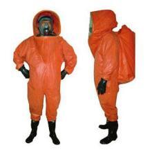 长治化学品半封闭氨气防护服,,造纸电镀废液橡胶手套
